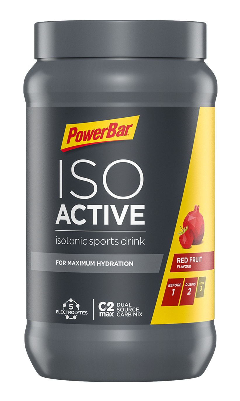 Nutrition sportive PowerBar. Boisson isotonique